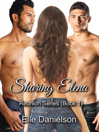 """""""Sharing Elena"""" by Elle Danielson – A Review"""